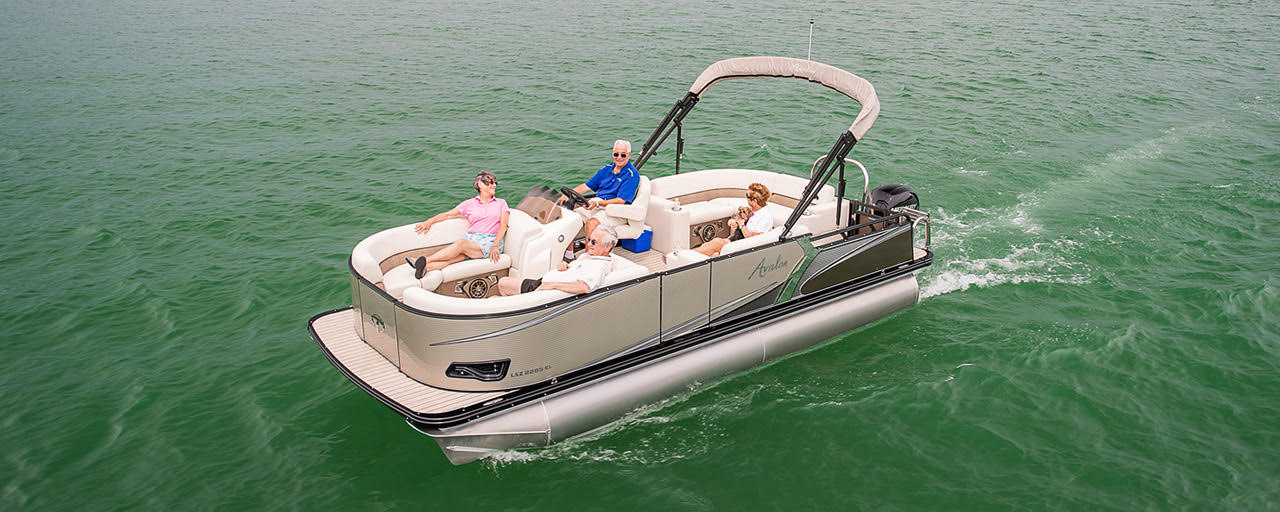 Cruise in Style on a Pontoon Boat Rental