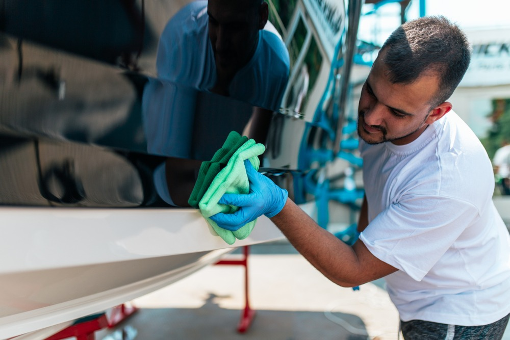 Tips to Keep Your Vessel Clean